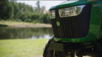John Deere 3E Series TV Spot, 'Your Land' - Thumbnail 6