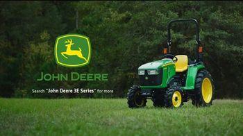 John Deere 3E Series TV Spot, 'Your Land' - Thumbnail 8