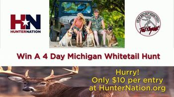 Hunter Nation TV Spot, 'Win a Hunt with Ted Nugent' - Thumbnail 4