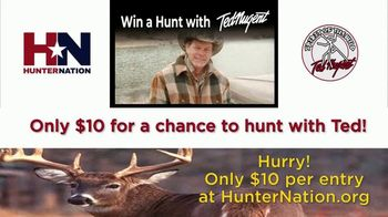 Hunter Nation TV Spot, 'Win a Hunt with Ted Nugent' - Thumbnail 6