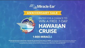 Miracle-Ear Anniversary Sale TV Spot, 'Listen & Learn: Aurelia' - Thumbnail 8