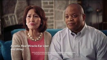 Miracle-Ear Anniversary Sale TV Spot, 'Listen & Learn: Aurelia'