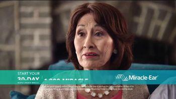Miracle-Ear Anniversary Sale TV Spot, 'Listen & Learn: Aurelia' - Thumbnail 2