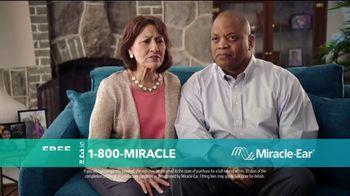 Miracle-Ear Anniversary Sale TV Spot, 'Listen & Learn: Aurelia' - Thumbnail 3