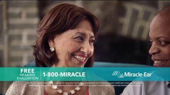 Miracle-Ear Anniversary Sale TV Spot, 'Listen & Learn: Aurelia' - Thumbnail 4