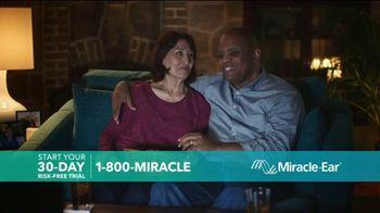 Miracle-Ear Anniversary Sale TV Spot, 'Listen & Learn: Aurelia' - Thumbnail 5