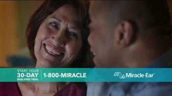 Miracle-Ear Anniversary Sale TV Spot, 'Listen & Learn: Aurelia' - Thumbnail 6