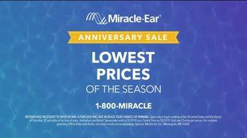 Miracle-Ear Anniversary Sale TV Spot, 'Listen & Learn: Aurelia' - Thumbnail 7