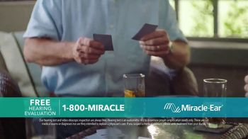 Miracle-Ear Anniversary Sale TV Spot, 'Listen & Learn: Ben & Bobby' - Thumbnail 5