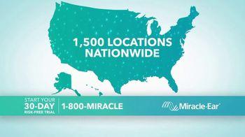Miracle-Ear Anniversary Sale TV Spot, 'Listen & Learn: Ben & Bobby' - Thumbnail 6