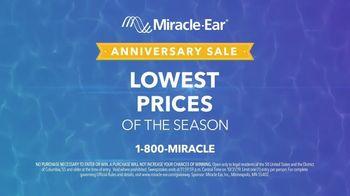 Miracle-Ear Anniversary Sale TV Spot, 'Listen & Learn: Ben & Bobby' - Thumbnail 7