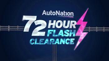 AutoNation 72 Hour Flash Clearance TV Spot, '2019 Honda CR-V'