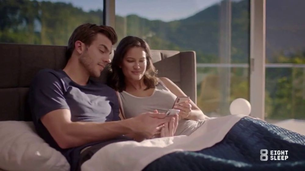 Eight Sleep TV Commercial, 'Stay Cool Tonight: Labor Day'
