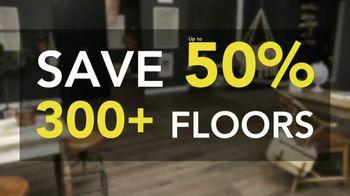 Lumber Liquidators Labor Day Flooring Sale TV Spot, 'Extended: Up to 50 Percent on 300 Floors' - Thumbnail 1