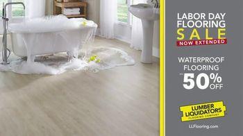 Lumber Liquidators Labor Day Flooring Sale TV Spot, 'Extended: Up to 50 Percent on 300 Floors' - Thumbnail 3