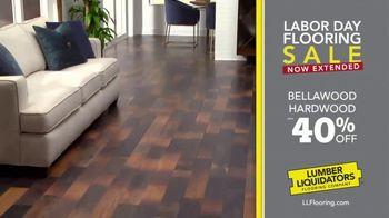 Lumber Liquidators Labor Day Flooring Sale TV Spot, 'Extended: Up to 50 Percent on 300 Floors' - Thumbnail 4