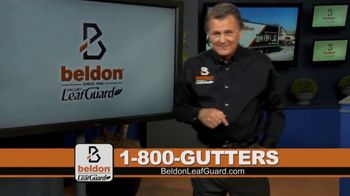 Beldon LeafGuard TV Spot, 'Snake: 75 Percent Off Labor' - Thumbnail 4