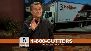 Beldon LeafGuard TV Spot, 'One Spark: 75 Percent Off Labor'
