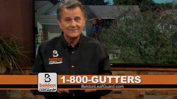 Beldon LeafGuard TV Spot, 'One Spark: 75 Percent Off Labor' - Thumbnail 4
