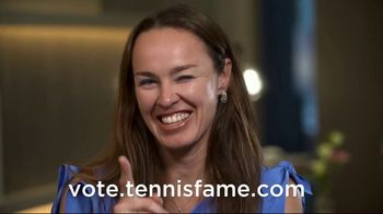 International Tennis Hall of Fame TV Spot, '2020 Fan Voting' - 49 commercial airings