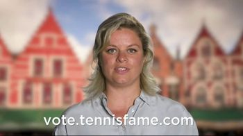 International Tennis Hall of Fame TV Spot, '2020 Fan Voting' - Thumbnail 8