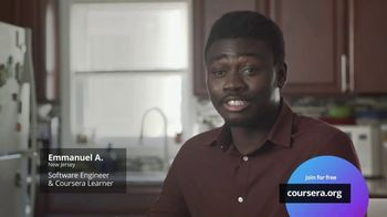 Coursera TV Spot, 'High-Quality, Affordable Education Comes to You' - Thumbnail 4