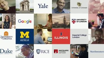 Coursera TV Spot, 'High-Quality, Affordable Education Comes to You' - Thumbnail 6
