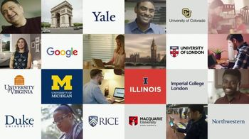 Coursera TV Spot, 'High-Quality, Affordable Education Comes to You' - Thumbnail 7
