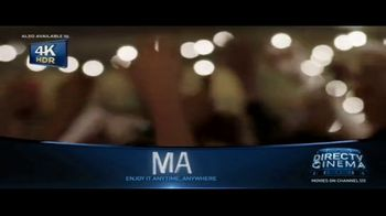 DIRECTV Cinema TV Spot, 'Ma' - Thumbnail 2