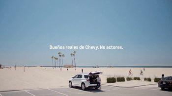 Chevrolet TV Spot, 'Familia de SUVs: razones' [Spanish] [T1] - Thumbnail 2