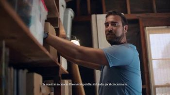 Chevrolet TV Spot, 'Familia de SUVs: razones' [Spanish] [T1] - Thumbnail 4