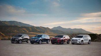 Chevrolet TV Spot, 'Familia de SUVs: razones' [Spanish] [T1] - Thumbnail 9
