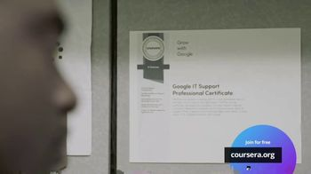 Coursera TV Spot, 'Get Job-Ready with Professional Certificates' - Thumbnail 3