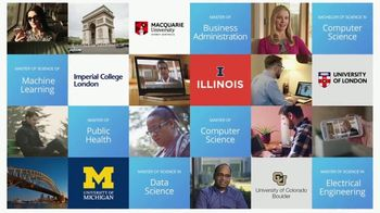 Coursera TV Spot, 'Discover High-Quality Online Degrees That fit Your Life' - Thumbnail 5