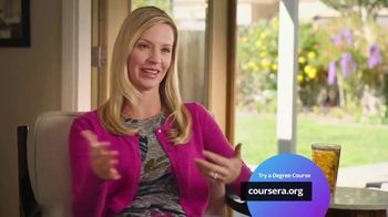 Coursera TV Spot, 'Discover High-Quality Online Degrees That fit Your Life' - Thumbnail 7