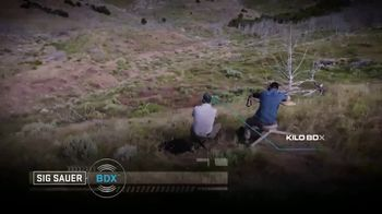 Sig Sauer Ballistic Data Xchange TV Spot, 'How to Use BDX Riflescopes and Rangefinders' - Thumbnail 1