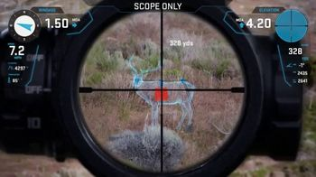 Sig Sauer Ballistic Data Xchange TV Spot, 'How to Use BDX Riflescopes and Rangefinders' - Thumbnail 2