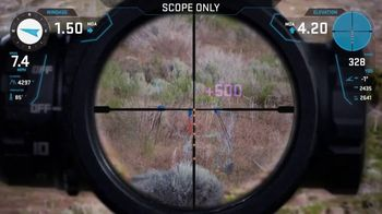 Sig Sauer Ballistic Data Xchange TV Spot, 'How to Use BDX Riflescopes and Rangefinders' - Thumbnail 3
