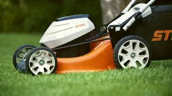 STIHL TV Spot, 'Real STIHL: Battery Power' Song by Sacha James Collisson