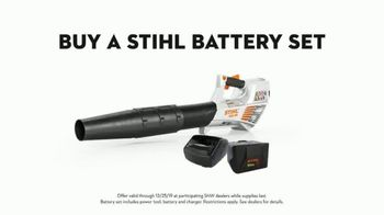 STIHL TV Spot, 'Real STIHL: Battery Power' Song by Sacha James Collisson - Thumbnail 7