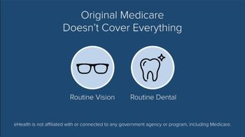 eHealthInsurance Services TV Spot, 'Medicare Doesn't Cover Everything' - Thumbnail 3