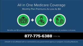 eHealthInsurance Services TV Spot, 'Medicare Doesn't Cover Everything' - Thumbnail 4