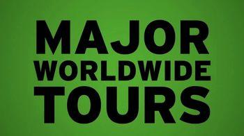 Callaway TV Spot, 'Every Tour' - Thumbnail 1