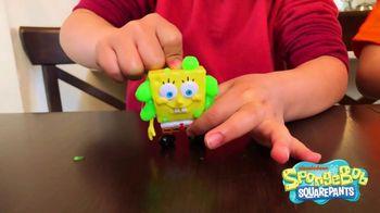 SpongeBob Slimeez TV Spot, 'Real Nickelodeon Slime'