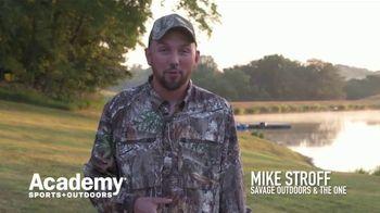 Academy Sports + Outdoors TV Spot, 'Prepping for Deer Season: Magellan Outdoors Camo' Ft. Mike Stroff - Thumbnail 1