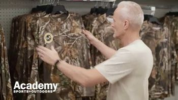 Academy Sports + Outdoors TV Spot, 'Prepping for Deer Season: Magellan Outdoors Camo' Ft. Mike Stroff - Thumbnail 6