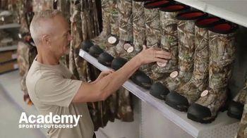 Academy Sports + Outdoors TV Spot, 'Prepping for Deer Season: Magellan Outdoors Camo' Ft. Mike Stroff - Thumbnail 7