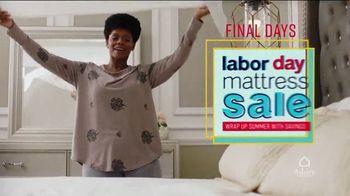 Ashley HomeStore Labor Day Mattress Sale TV Spot, 'Final Days: Tempur-Pedic' Song by Midnight Riot - Thumbnail 2