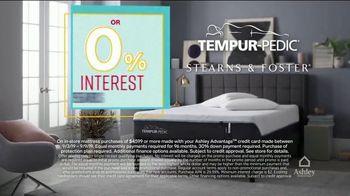 Ashley HomeStore Labor Day Mattress Sale TV Spot, 'Final Days: Tempur-Pedic' Song by Midnight Riot - Thumbnail 4