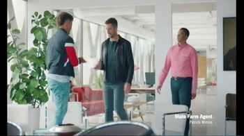 State Farm TV Spot, 'Tables Have Turned' Featuring Aaron Rodgers, Patrick Mahomes - Thumbnail 2